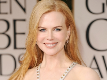 BEVERLY HILLS, CA - JANUARY 15: Actress Nicole Kidman arrives at the 69th Annual Golden Globe Awards held at the Beverly Hilton Hotel on January 15, 2012 in Beverly Hills, California. (Photo by Jason Merritt/Getty Images)