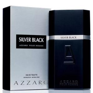 silver black azzaro